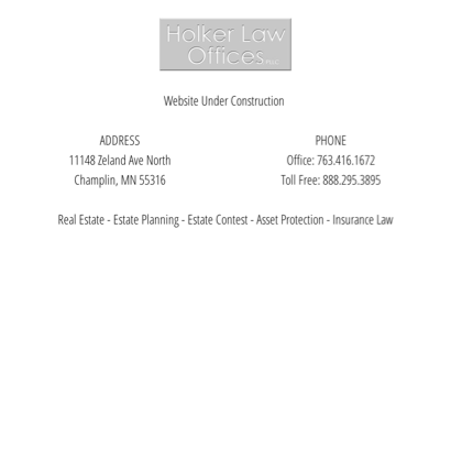 holker law offices