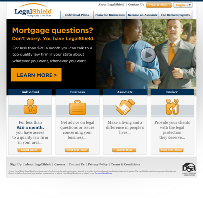 Pre-Paid Legal Independent Associate - Attorneys Support