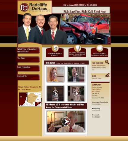 Dehaas III, Ernest P - Radcliffe & DE Haas LLP - Lawyers in
