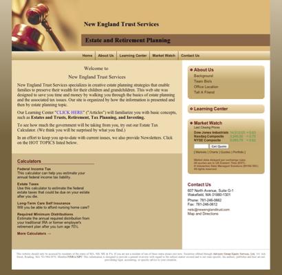 Wilkinson Robert New England Trust Service Lawyers In - Robert wilkinson map of the us