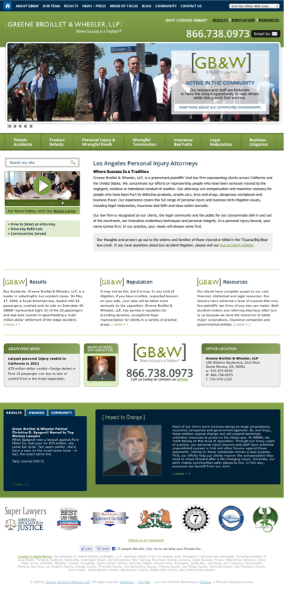 Carr- Scott H  Attorney - Product Liability Law Attorneys in