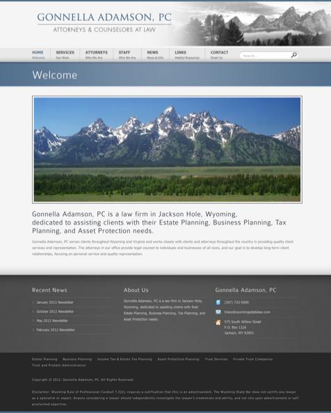 Gonnella Geittmann- P C  - Attorneys in Jackson, Wyoming (WY)